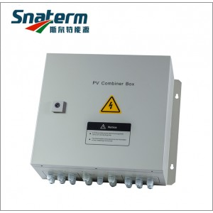 Photovoltaic Array Solar PV Combiner Box