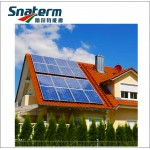 6000W Complete solar off grid home power system