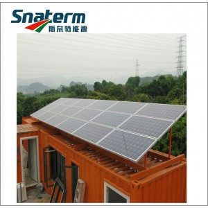 8000W Complete solar off grid home power system